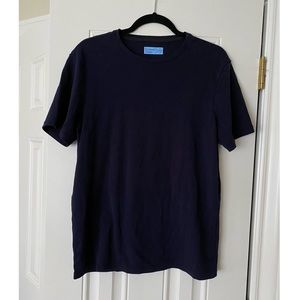 Navy Blue Outdoor Voices Cotton Tee NWOT